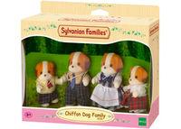SF Chiffon Dog Family