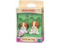 SF Chiffon Dog Twins