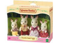 SF Chocolate Rabbit Family