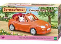 SF Convertible Car