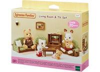 SF Living Room & TV Set