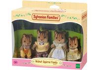 SF Walnut Squirrel Family