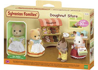 SF - Doughnut Store