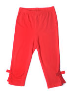 SS1027 Red Bow Legging