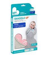 SWADDLE UP™ WARM 2.5 TOG Pink