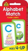 School Zone Alphabet Match Flash Cards