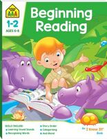 School Zone Beginning Reading Book