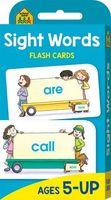 School Zone Beginning Sight Words Flash Cards