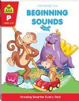 School Zone Beginning Sounds: A Get Ready Book
