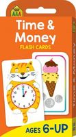 School Zone Flashcards Time and Money