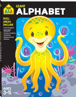 School Zone Giant Alphabet Ages 3-5