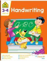 School Zone Handwriting An I Know It Book