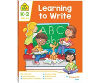 School Zone Learning to Write