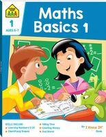 School Zone Maths Basics 1 - I Know It Workbook