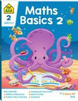 School Zone Maths Basics 2 I Know It Workbook