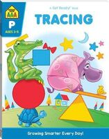 School Zone: Tracing: A Get Ready Book