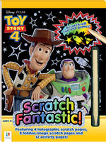 Scratch Fantastic: Toy Story 4