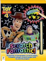 Scratch Fantastic: Toy Story 4