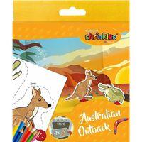 Shrinkles Australian Mini Pk WZ061