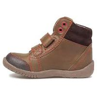 Silas - Boys Leather Boot