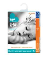 Sleep Suit 2.5Tog Blue