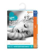Sleep Suit 25Tog Blue