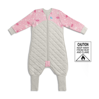Sleep Suit 25Tog Pink