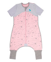 Sleep Suit Pink 1Tog