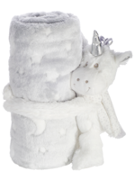 Snuggle Pets Unicorn with Blanket