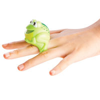 Squeeze Frog Ring