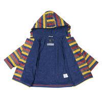 Striped Raincoat A1761M