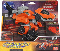 Switch & Go Dinos Flare the T-Rex Toy
