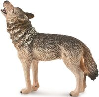 Timber Wolf Howling  (M) CO88844