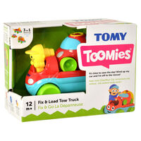 TOMY Toomies Fix & Load Tow Truck