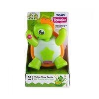 TOMY Toomies Tickle Time Turtle