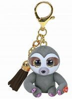 TY Beanie Boos - Mini Boo Collectible Clips - DANGLER the Sloth 25058