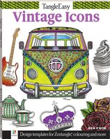 Tangle Easy: Vintage Icons