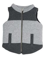 Tiger Padded Knit Vest