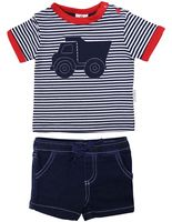Tip Truck Top & Shorts