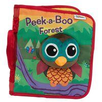 Lamze Peek-a-Boo Forest Soft Book