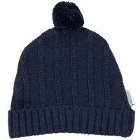Tri Action Knit Beanie - Navy