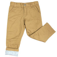 Tri Action Twill Lined Pant - Khaki