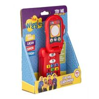 Wiggles Flip and Learn Phone