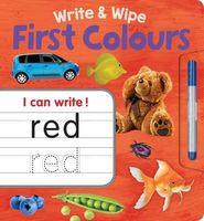 Write & Wipe First Colours Plus Pen