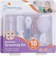F320 Dreambaby 10pc Essential Grooming Kit White