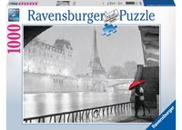 Ravensburger RB194711 Wonderful Paris 1000pc Puzzle
