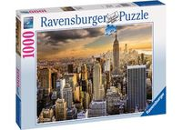 Ravensburger RB197125 Grand New York 1000pc Jigsaw Puzzle